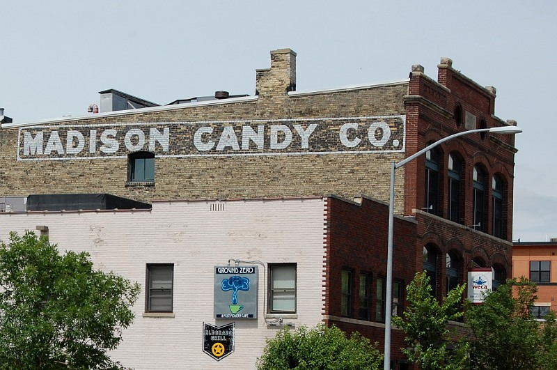 former Madison Candy Company