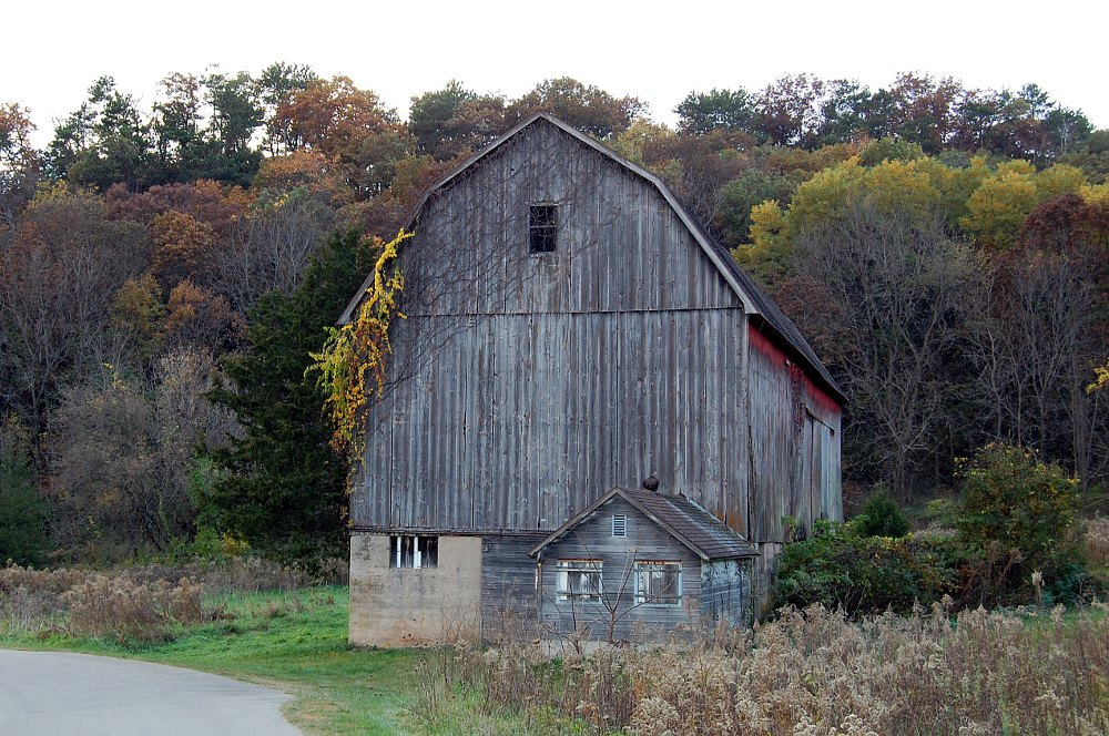 Barn at Gov Dodge State Park