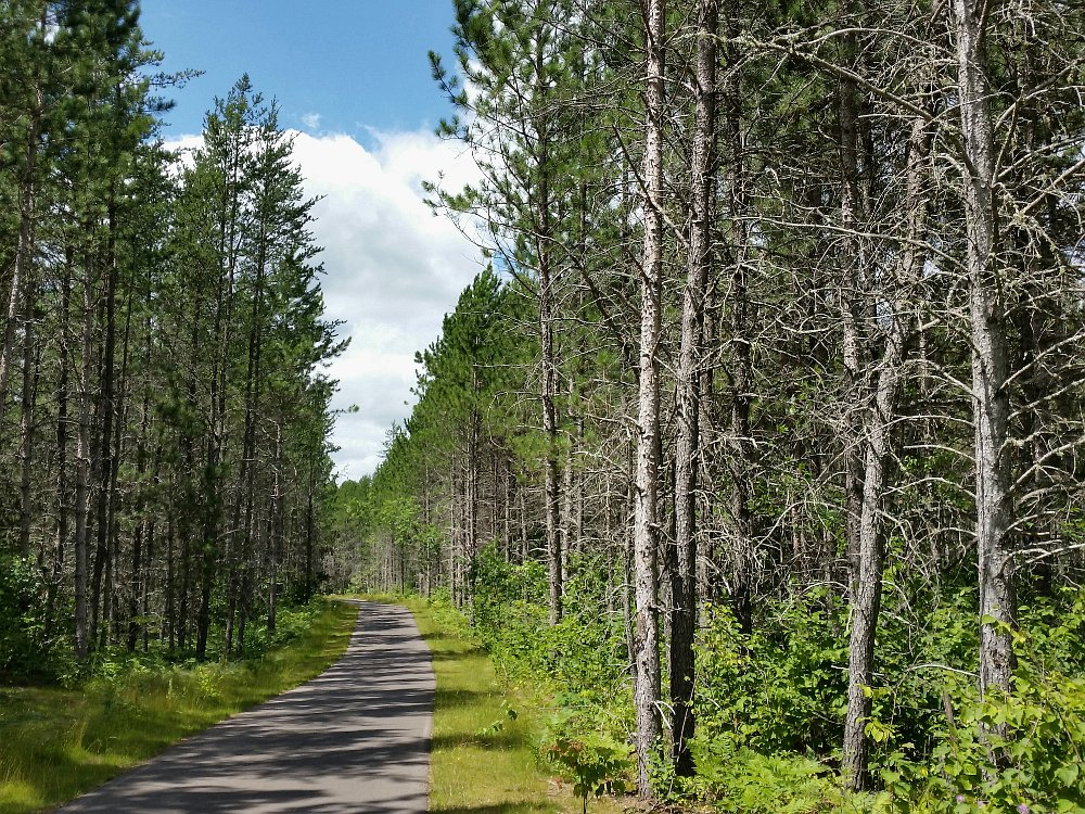 The Heart of Vilas County Trail